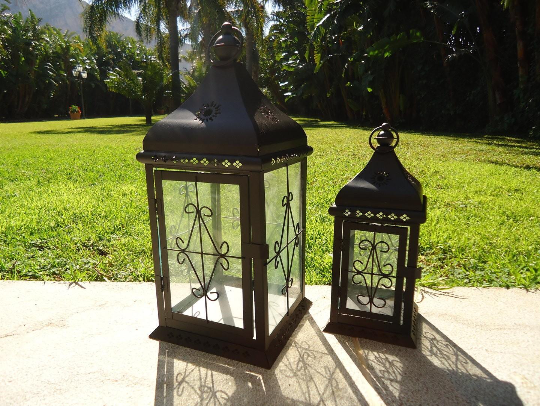 Portacandele Da Giardino : Lanterne da giardino lanterne e piccoli oggetti