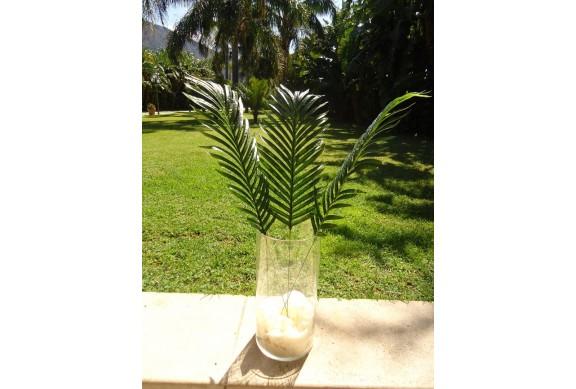 Foglia di palma artificiale