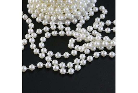 Filo con perline decorative (5 mm)
