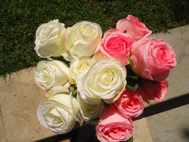 Rose Decorazioni Giardino